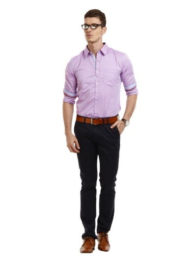 How to present yourself to the world of employment in an for Dress shirt for interview
